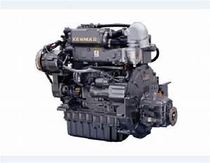 Yanmar Marine Diesel Engine 3jh2
