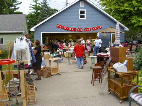Citizens Beware Garage Sales Targets Of New Theft Ring