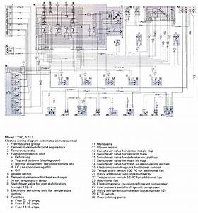 1981 300d Heater Blower Fan Wiring Diagram Needed