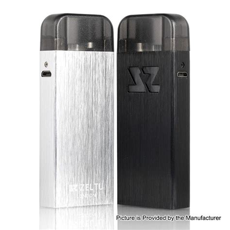 Buy Authentic Zeltu X 2ml Silver 1000mAh Pod System ...