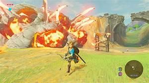 The Legend Of Zelda Breath Of The Wild Zelda Once Under
