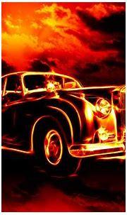 Fire Classic Car Hd Wallpapers For Desktop 2880x1800 ...