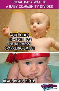 Babies with captions on Pinterest | Funny Baby Pictures ...
