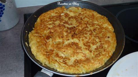 Recette Omelette Aux Pommes De Terre by Omelette Aux Pommes De Terre Recettes En Blog