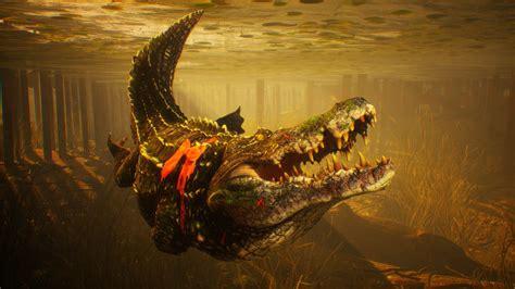maneater crocodile deep sea  wallpapers hd wallpapers