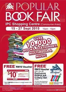 Ikano Shopping Card : popular book fair ipc shopping centre 15 27 sep 2015 ~ Orissabook.com Haus und Dekorationen