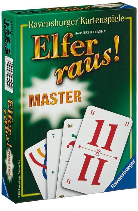 elfer raus kartenspiel fuer rentner und senioren