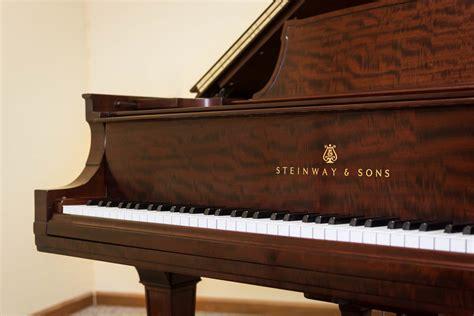 1914 Steinway Model A-3 Grand Piano | Flame Mahogany ...