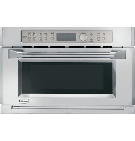 zscnss ge monogram built  oven  advantium speedcook technology   monogram