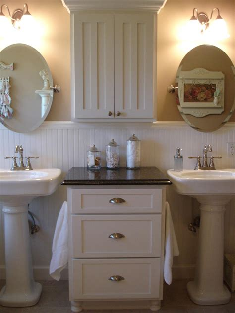 Pedestal Sink Bathroom Design Ideas by Bathroom Sinks And Vanities Hgtv