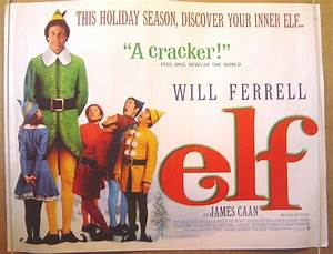 Elf - Original Cinema Movie Poster From pastposters.com ...