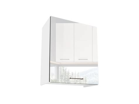 White High Gloss Cupboard by White High Gloss Wall Kitchen Cabinet Cupboard 1 Door Unit