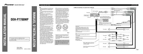 Wiring Diagram For Pioneer Cd Player by Pioneer Deh P4900ib Wiring Diagram To For A Cd Player The
