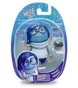 Sadness Disney Pixar Inside Out