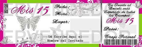moldes gratis de invitaciones de quinceanera para imprimir tarjetas de 15 a 241 os moldes
