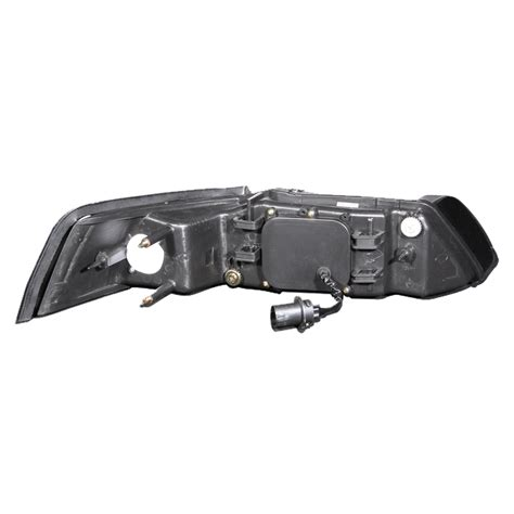 1999 2000 2001 2002 2004 ford mustang black projector