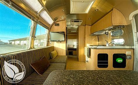 luxury airstream rentals  californa glamping