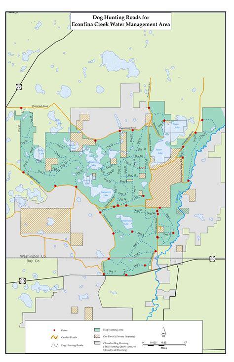 econfina creek northwest florida water management district