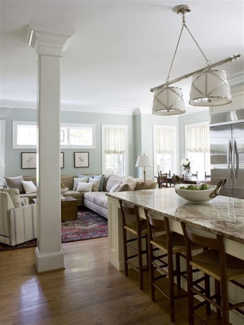 {House of Turquoise: Lily Mae Design} Kitchen dining room
