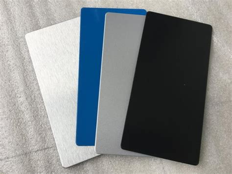 white polyester paint aluminum sandwich panel anti toxicity  mm thickness