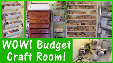 Best Craft Room Designs