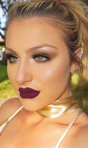 Golden beauty @Tayloryourbeauty wearing Flutter® Lashes in ...