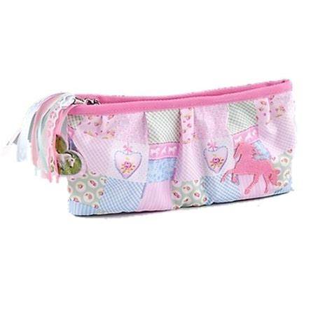 trousse de toilette high trousse de toilette ou de maquillage motif cheval cavacado