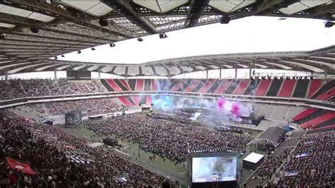 full opening ceremony  league  legends season  world