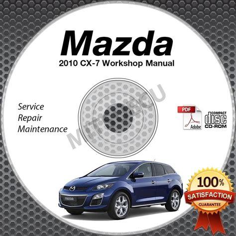 online service manuals 2012 mazda cx 7 free book repair manuals 2010 mazda cx 7 service manual cd 2 5l 2 3l turbo repair workshop cx7