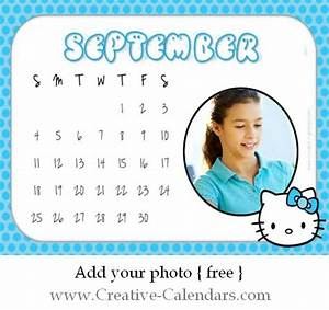 Monthly Calendar November 2020 Printable Hello Kitty Photo Calendars