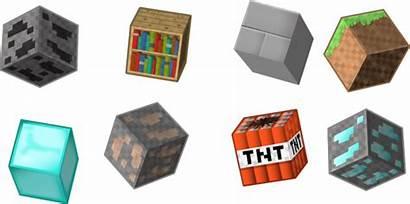 Minecraft Blocks Vector Creeper Wordpress Cube Graphics
