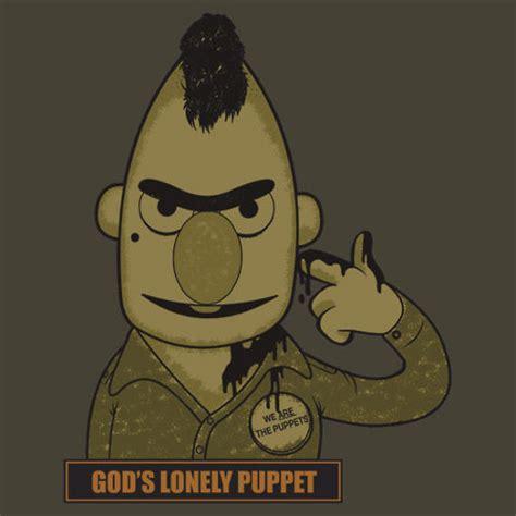 Robert de niro, jodie foster, albert brooks and others. God's Lonely Puppet | Shirtigo