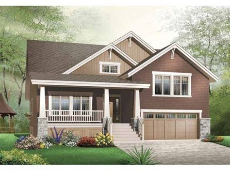 Craftsman Style House Plan 3 Beds 2 5 Baths 2309 Sq/Ft
