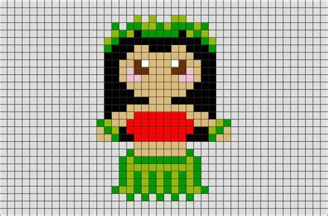 Lilo And Stitch Pixel Art