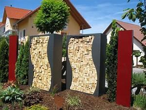 Kaminholzregal Innen Edelstahl : kaminholzregal metall 1 9 m x 1 0 m farbe nach ral karte ~ Yasmunasinghe.com Haus und Dekorationen