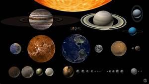 Solar System Diagram Feb 2018