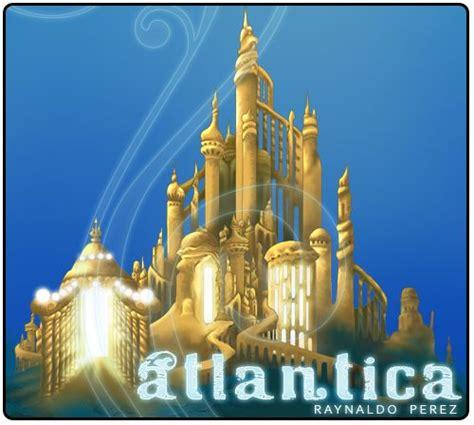 disneys atlantica castle  kirdein aquarium