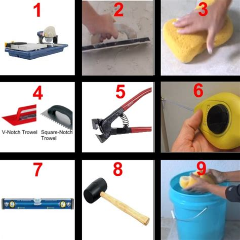 essential tiling tools for avid diyers adorable home