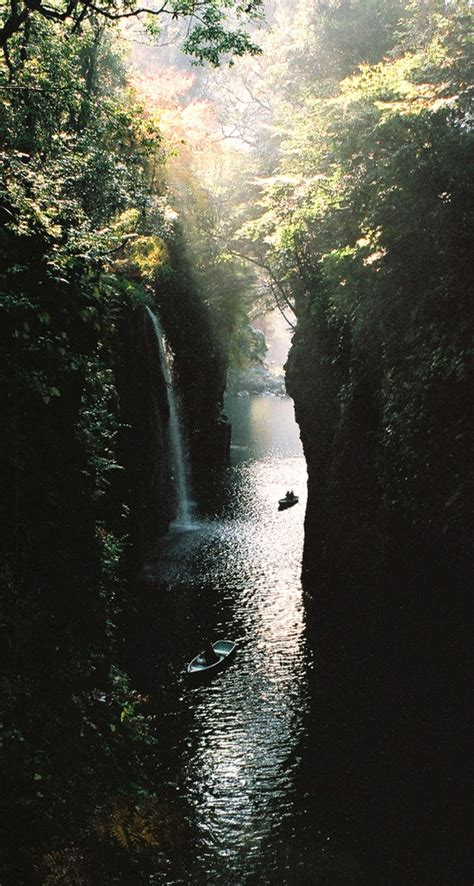 Takachiho Gorge The Iphone Wallpapers