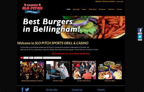 bellingham web design slo pitch casino and grill bob paltrow web design