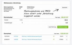 Kvwl Online Abrechnung : rechnungsangaben direkt unter abrechnung bearbeitbar moco ~ Themetempest.com Abrechnung
