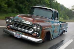 Gas Monkey Patina Chevy Truck