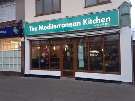 The Mediterranean Kitchen, Bebington  Restaurant Reviews