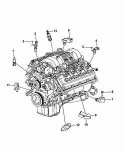 2007 Durango Engine Diagram