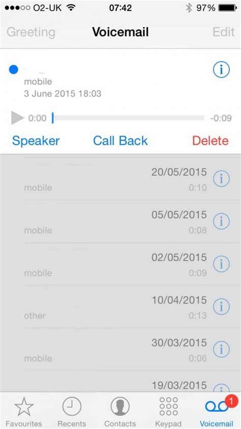 how to voicemail from iphone fixing visual voicemail for iphone
