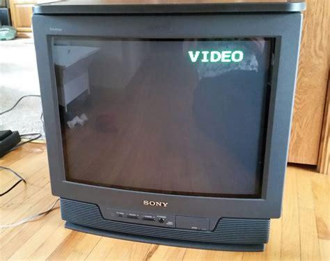 Sony Trinitron Kv20tr23 20