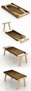 Ikea Table Bois : table basse relevable extensible ikea gallery of table ~ Teatrodelosmanantiales.com Idées de Décoration