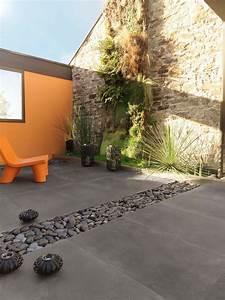 Terrasse   Carrelages Et Dallages Pour L U0026 39 Ext U00e9rieur