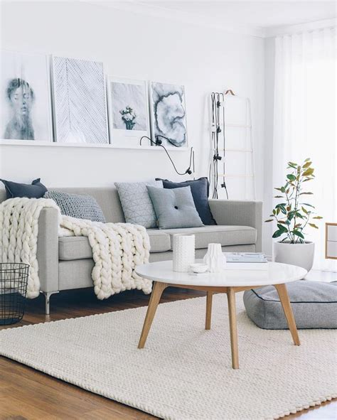 Essential Gray Living Room by Best 25 Grey Sofa Decor Ideas On