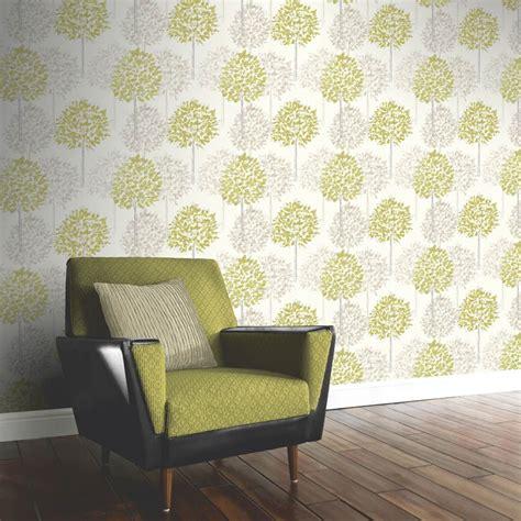 boulevard green wallpaper  arthouse   range